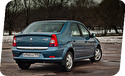 Обучение вождению на Renault Logan мкпп