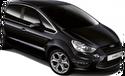 Обучение вождению на Ford S-MAX акпп