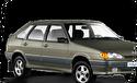 Обучение вождению на ВАЗ 2114 мкпп