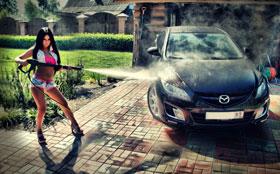 Автомобильный банный день: убираем, моем и сушим правильно