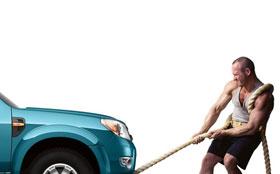 Буксировка: автомобильная «тяжба»