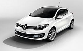 Креативные представители С класса - автомобили Renault Megane!