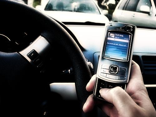 Специальное приложение не даст пользоваться телефоном за рулем