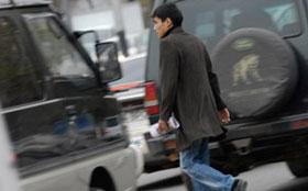 Водители нарушают реже пешеходов