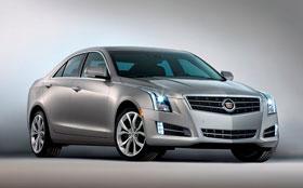 В США выбран автомобиль года
