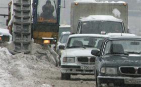 В России водителей обяжут «переобуваться» на зиму