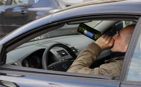 Пьяных водителей будут штрафовать на 10  тысяч рублей