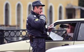 Водителей хотят штрафовать за среднюю скорость