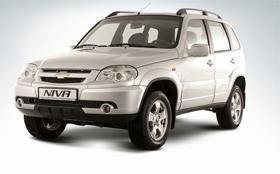 Chevrolet Niva подорожает с 1 января 2013 года