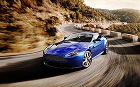 Представлено самое быстрое купе Aston Martin
