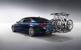 Представлены аксессуары для Mercedes S-класса