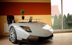 Поляки выпускают столы Lamborghini