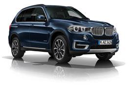 Представлен самый безопасный BMW X5