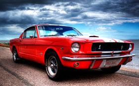 Ford Mustang – самый желанный классический автомобиль