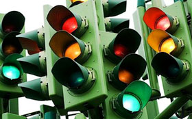 В 2014 году в Москве появятся «интеллектуальные» светофоры