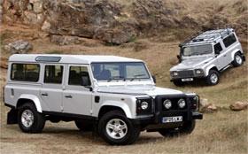 Land Rover Defender отправляют на пенсию