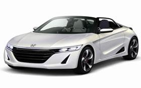 Honda показала концепт субкомпактного родстера
