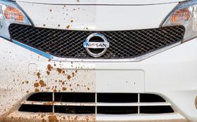 Nissan создал краску с функцией самоочистки